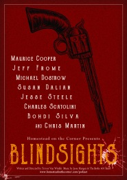 Blindsights poster